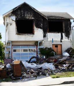 Broken Arrow Insurance Claims - Fire & Water Damage Repairs